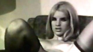 Glamour Nudes 625 1960's - Scene four