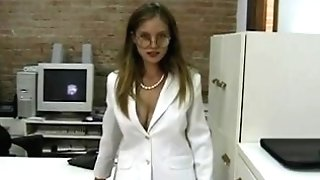 Office whore 7