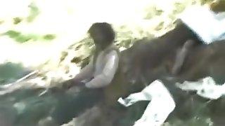 Antique Kelly Stafford Gang-bang By Big Black Shafts Utter Scene