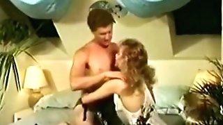 Horny Old-school Xxx Scene From The Golden Era