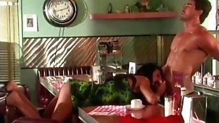 Sydnee Steele - Diner Fuckfest