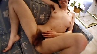 Old-school Rodney Moore with Becky Hairy Labia and Underarms