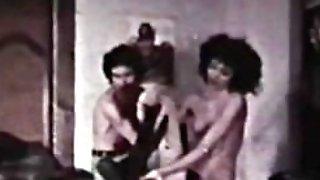 Peepshow Loops 340 1970's - Scene trio
