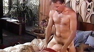 Luxurious wifey titillating fuck scenes