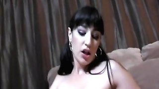 Sexy Retro Chick Loves Big Black Dicks In Her Mouth
