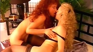 Kajsa-lotta & Sandra With Kai Nobel