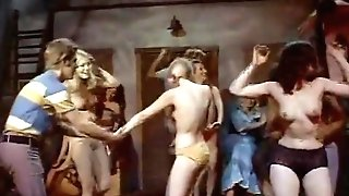 Late Night Without bra Ladies Dance (1960s Antique)