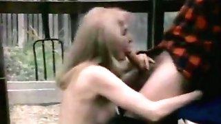 Retro Boy Fucks Sexy Blonde Shauna Grant In Sofa