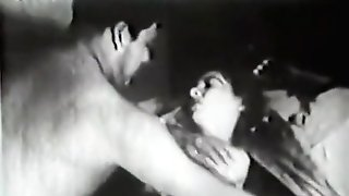 Fat Hubby Bangs His Big-chested Wifey
