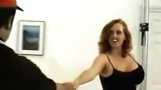 More Antique Ginormous Tits - Mesha Lynn Threesome