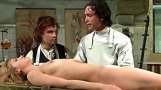Dalila Di Lazzaro - Skin For Frankenstein